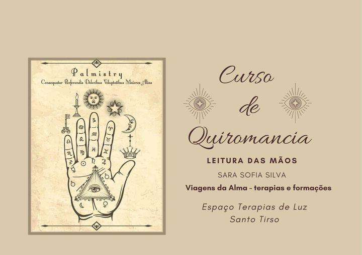 Quiromância - A Arte De Ler As Mãos