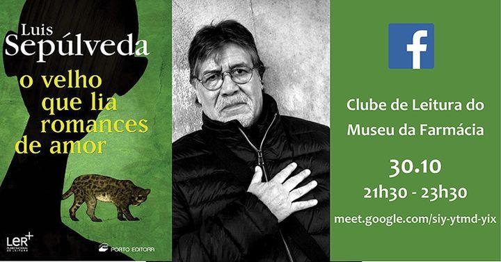 Conversa: 'O velho que lia romances de amor' de Luis Sepúlveda