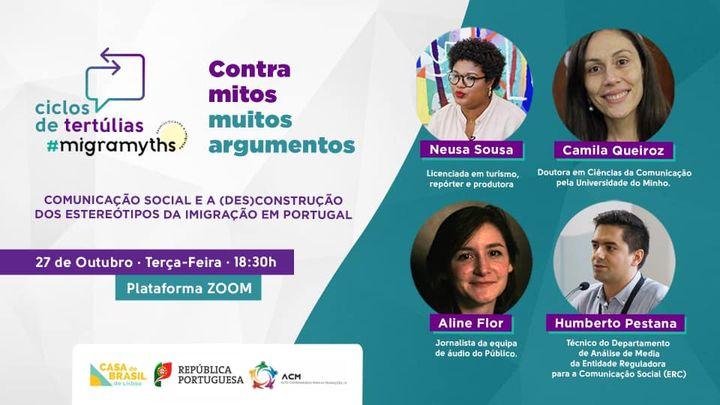 Comunicação social e a (des)construção dos estereótipos da imigração em Portugal