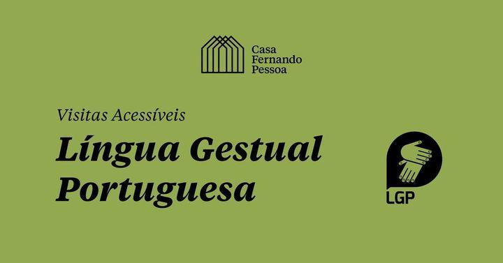 Visita em Língua Gestual Portuguesa