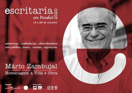 Escritaria em Penafiel 2020: Mário Zambujal | Homenagem à Vida e Obra