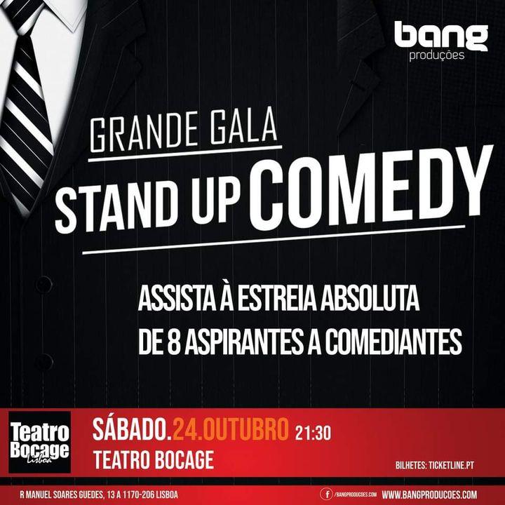 Gala do Curso de Stand  Comedy - Bang Produções