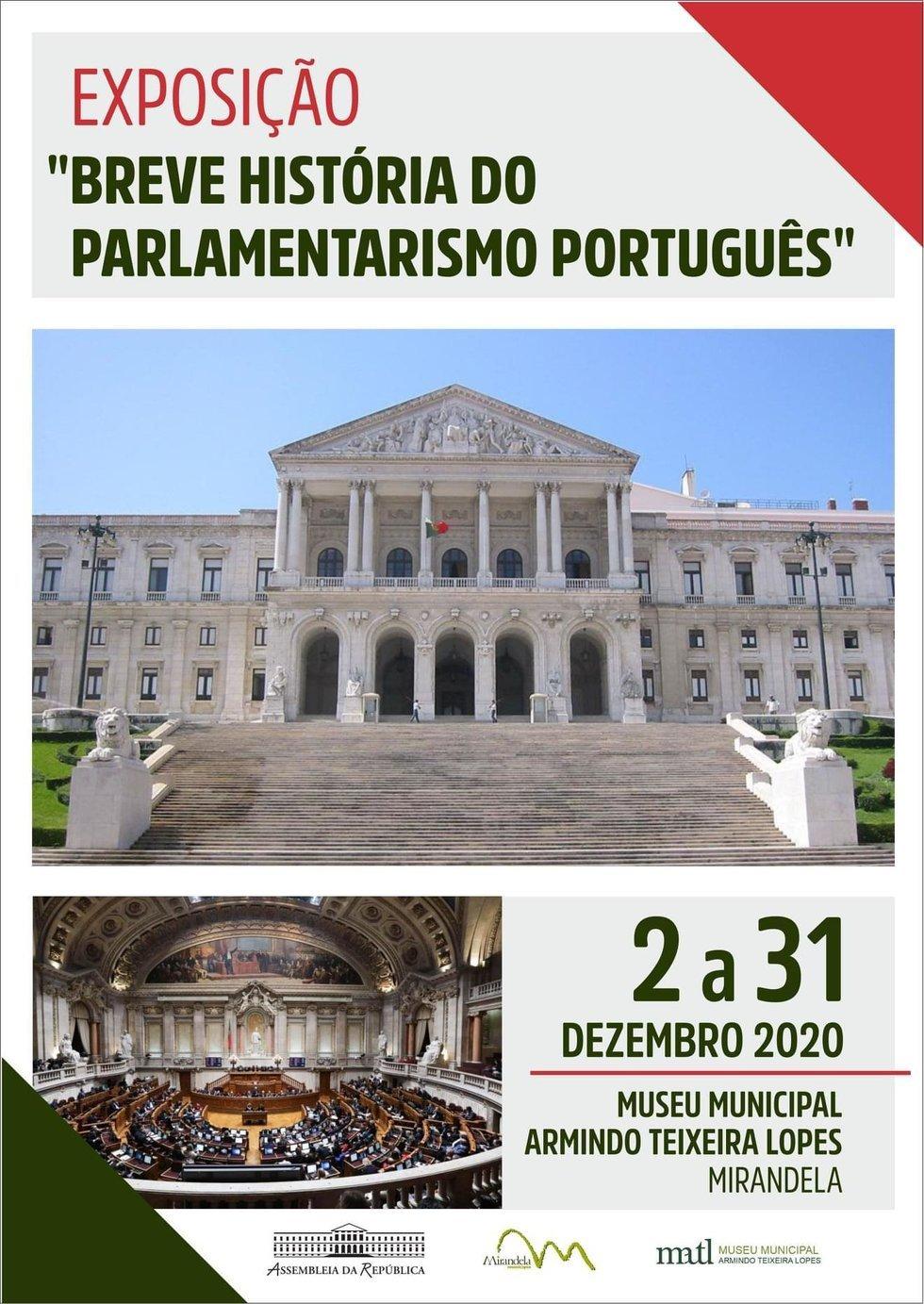 Exposição: Breve História do Parlamentarismo ...