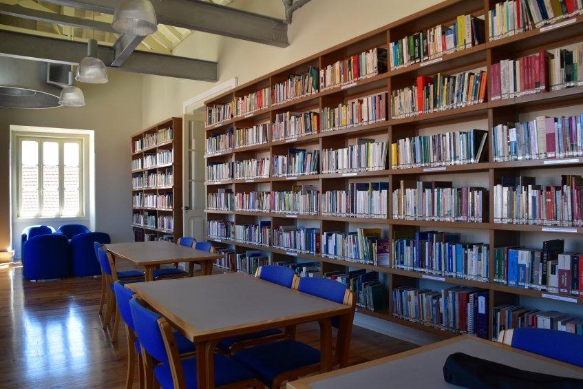 Visita guiada à Biblioteca Municipal de Torres Vedras