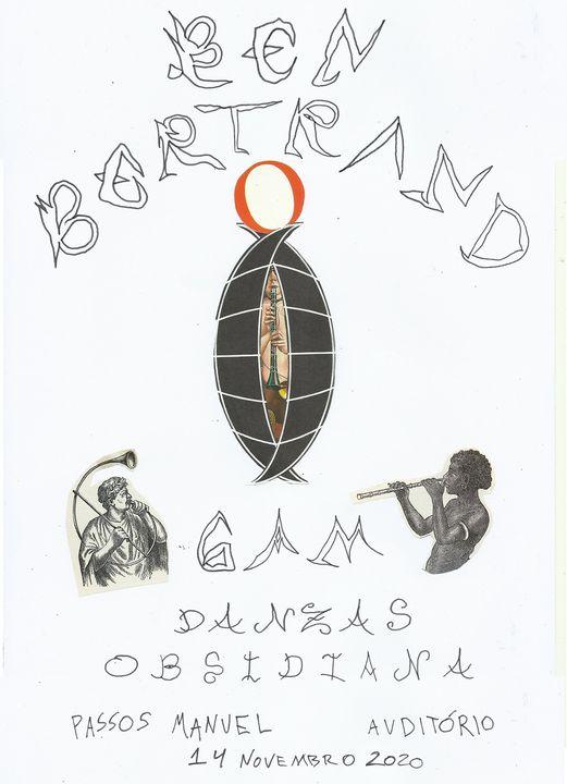 (ADIADO)Danzas Obsidiana w/ Ben Bertrand (Live)+ GAM