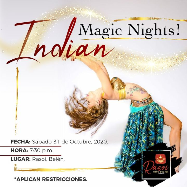 Indian Magic Nights!