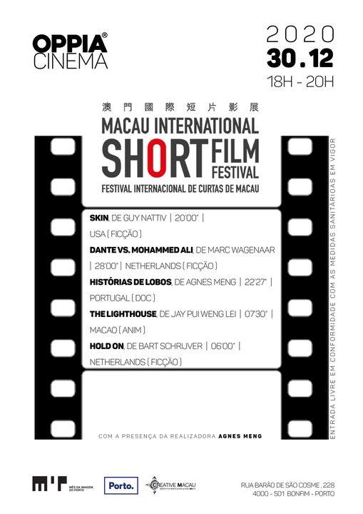 Festival Internacional de Curtas de Macau - Extensão Porto