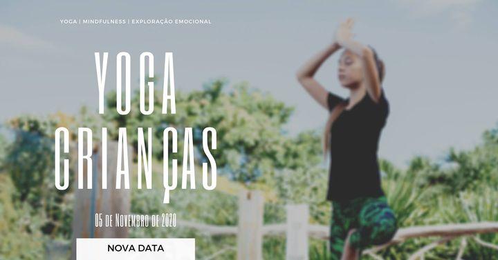 Yoga para crianças e jovens