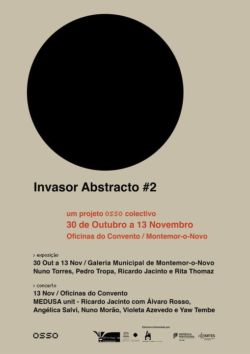 Invasor Abstracto#2 | OSSO colectivo