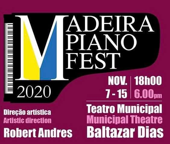 Recital a Madeira