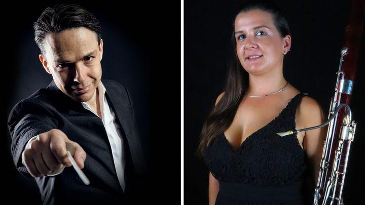 OCM convida Evan-Alexis Christ & Tatiana Martins