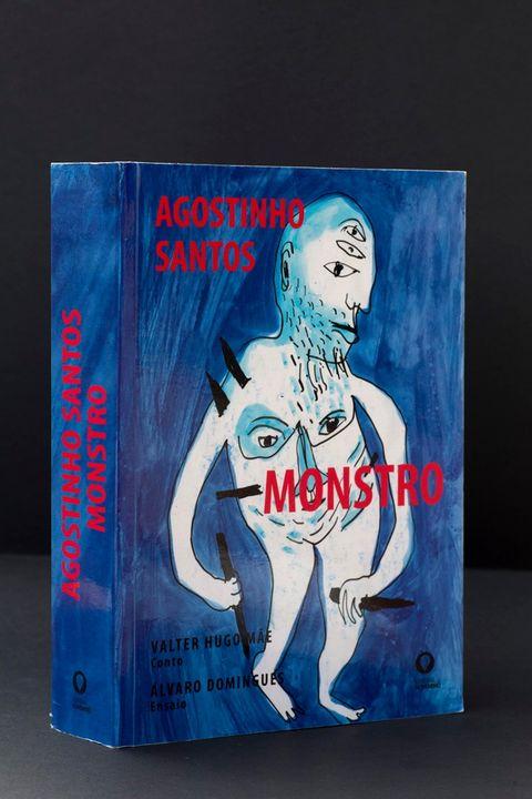 """Apresenta do livro """"Monstro"""""""