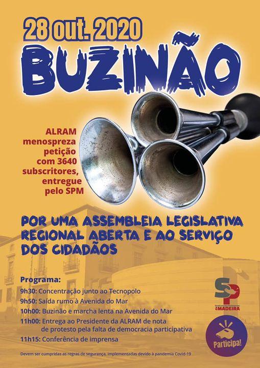 BUZINÃO E MARCHA LENTA