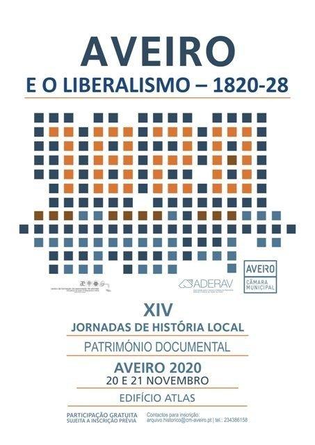 Inscrições Abertas 14.ª s Jornadas de História Local e Património Documental