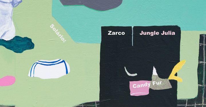 Solário: Zarco concerto x Jungle Julia x Candy Fur
