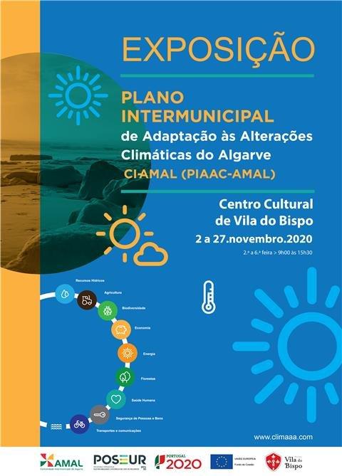 Centro Cultural de Vila do Bispo acolhe Exposição sobre Alterações Climáticas