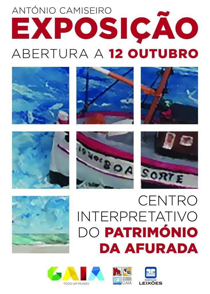 António Camiseiro | Exposição