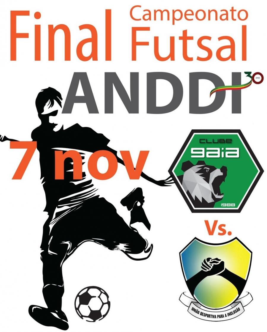 Campeonato Final de Futsal ANDDI