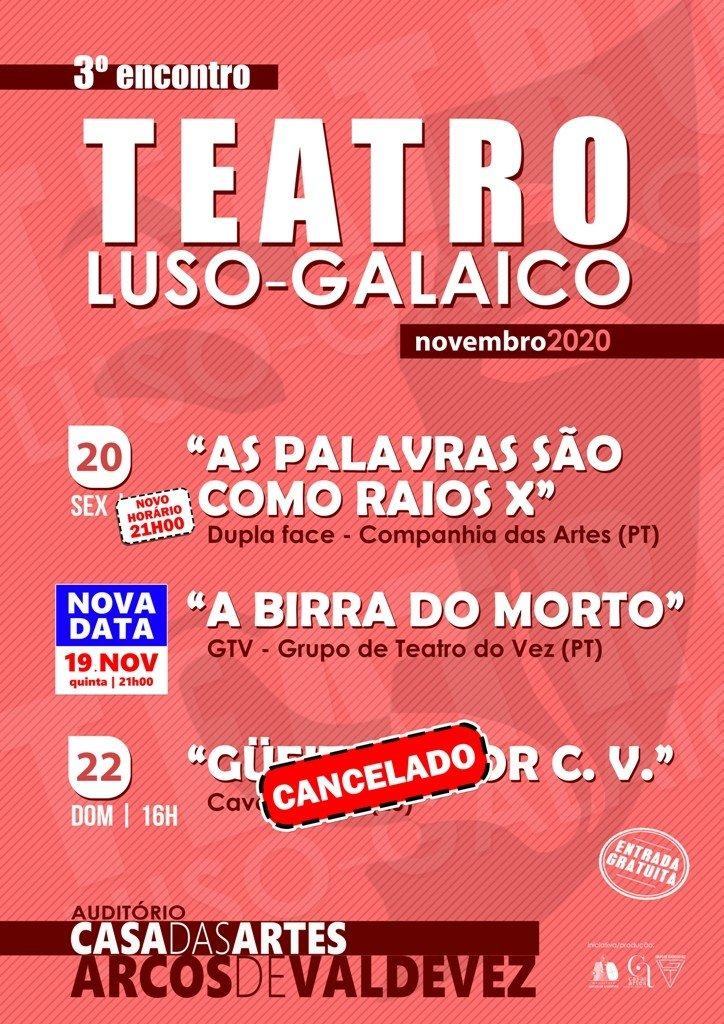 O Encontro Teatro Luso-Galaico