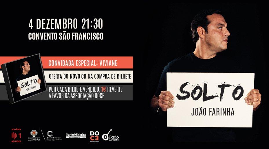 SOLTO de João Farinha