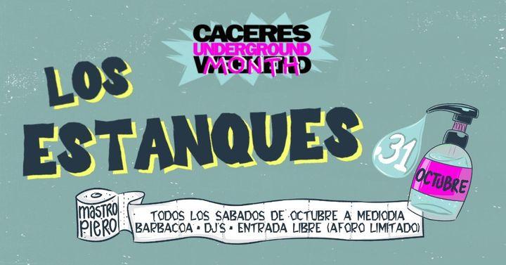 Los Estanques / 31 Octubre 2020 / Cáceres