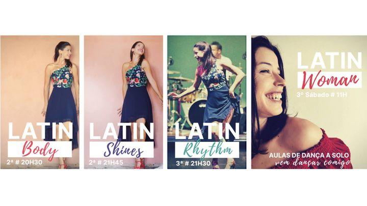Latin Body and Shine | com Raquel Santos