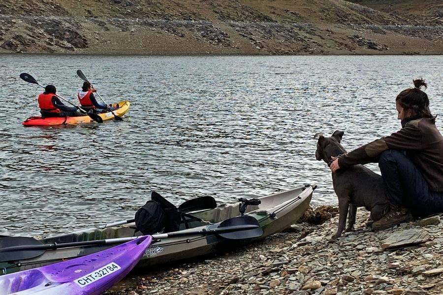 Ruta en kayak por el río Tajo