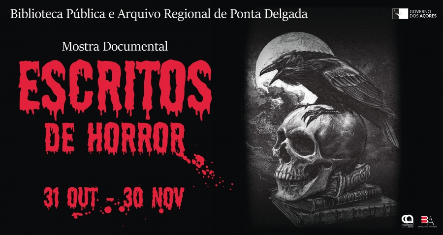 Mostra Documental - 'Escritos de Horror'