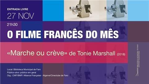 Marche ou Crève, de Tonie Marshall