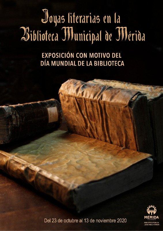 Exposición 'Joyas literarias de la Biblioteca Municipal'