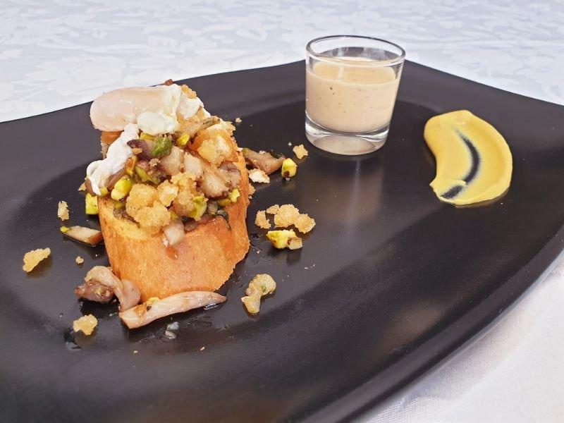 Degustación de Menús Micológicos en Restaurantes