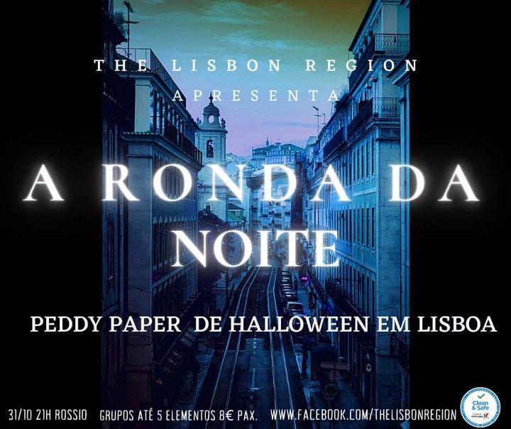 Peddy Paper de Halloween