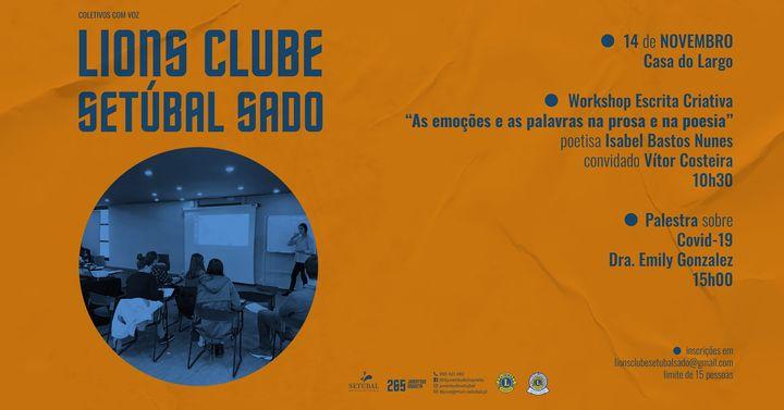COLETIVOS COM VOZ | Lions Clube Setúbal Sado