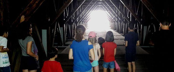 Mistérios na Colina de São Roque | Peddy paper em família