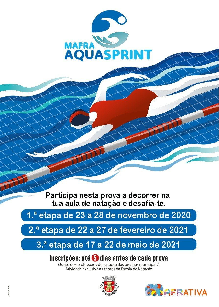 Mafra Aqua Sprint - 1.ª Etapa