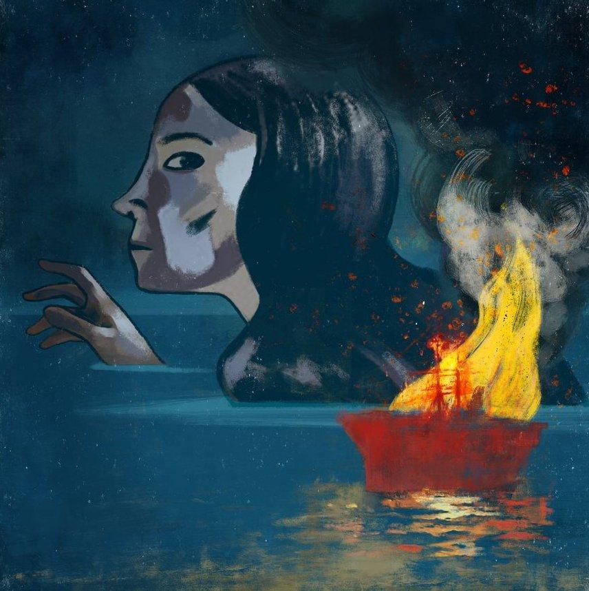 Quintas de Leitura - Há palavras acesas como barcos