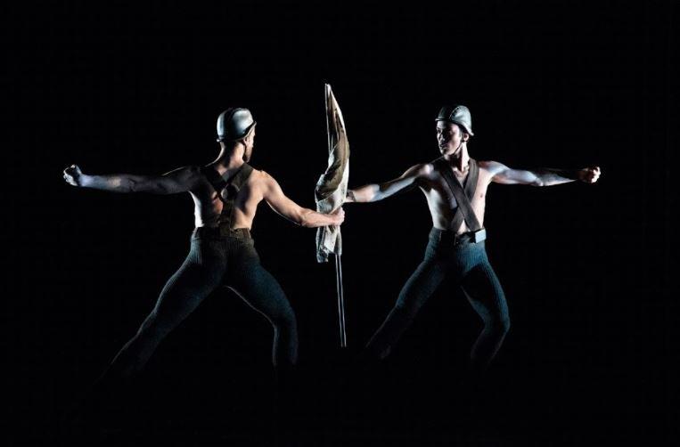 Faço Companhia com Bruno Silva (Companhia Nacional de Bailado) - No âmbito do programa Dançar em tempo de guerra
