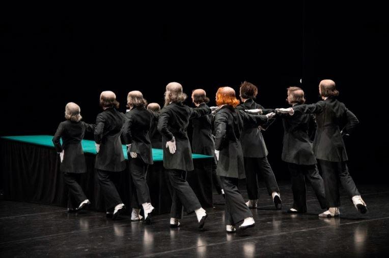 Conversa pós-espetáculo com Mónica Guerreiro - No âmbito do programa Dançar em tempo de guerra