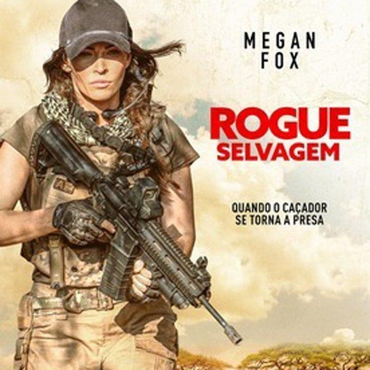 'Rogue: Selvagem'