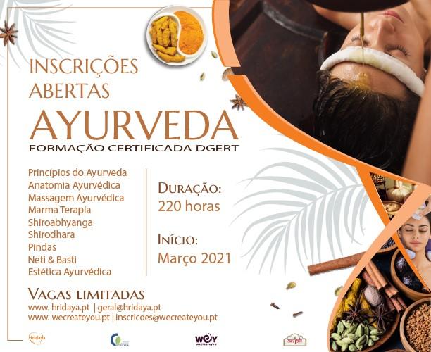 Formação Profissional em Ayurveda