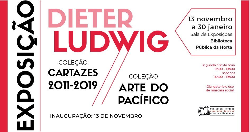 Cartazes 2011-2019 e Arte do Pacífico