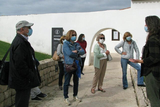 Nos Trilhos dos Moinhos – Museu Agrícola da Atalaia, Moagem de Sampaio e Moinho de Maré de Corroios