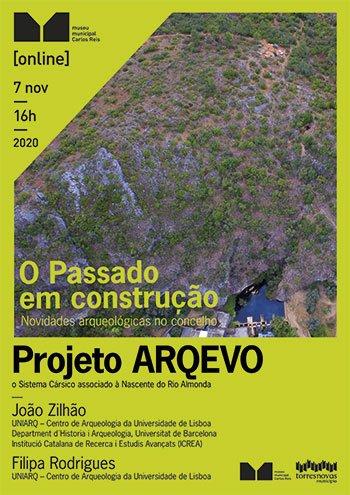 Projeto ARQEVO: o Sistema Cársico associado à Nascente do Rio Almonda