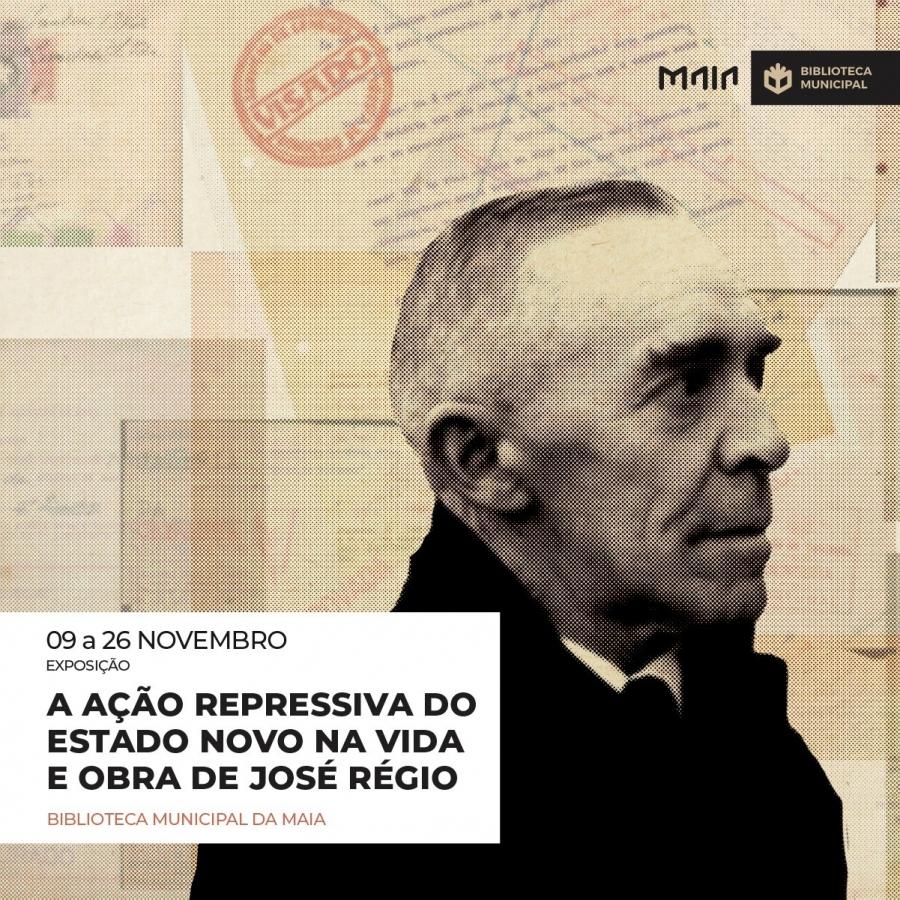 """""""A ação repressiva do Estado Novo na vida e obra de José Régio"""""""