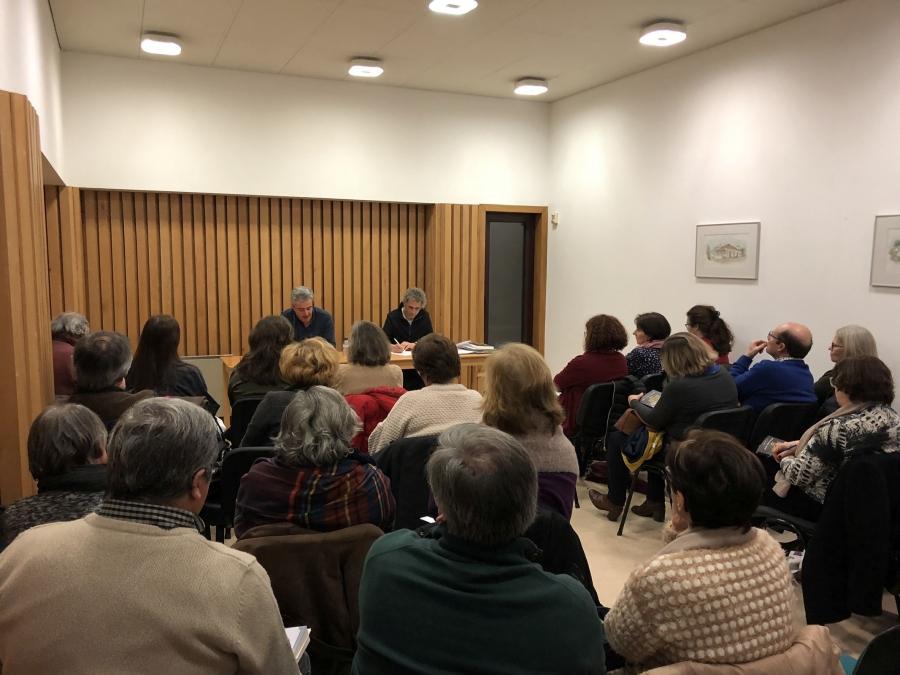 Comunidade de Leitores da Biblioteca Municipal da Maia