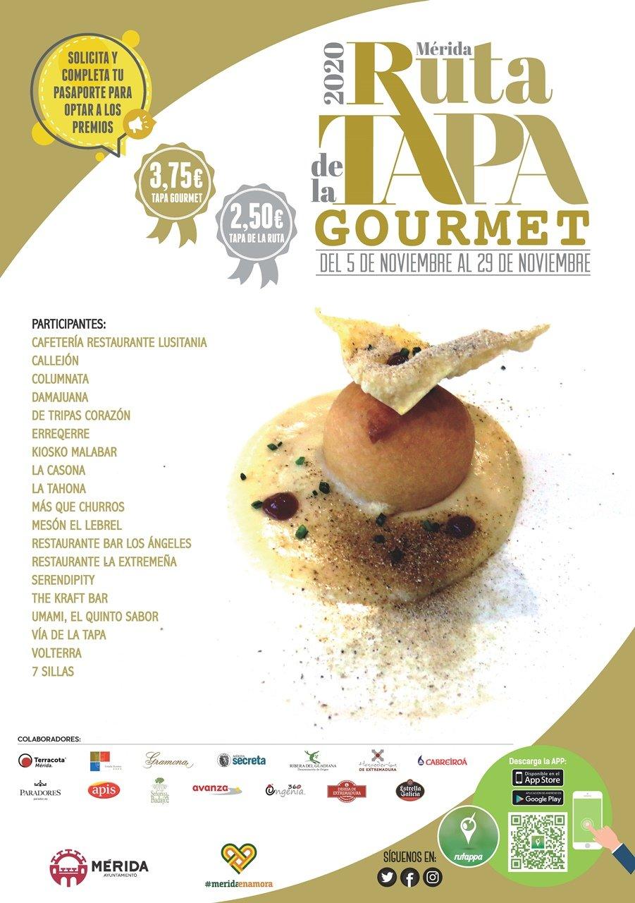 Ruta de la Tapa Gourmet 2020