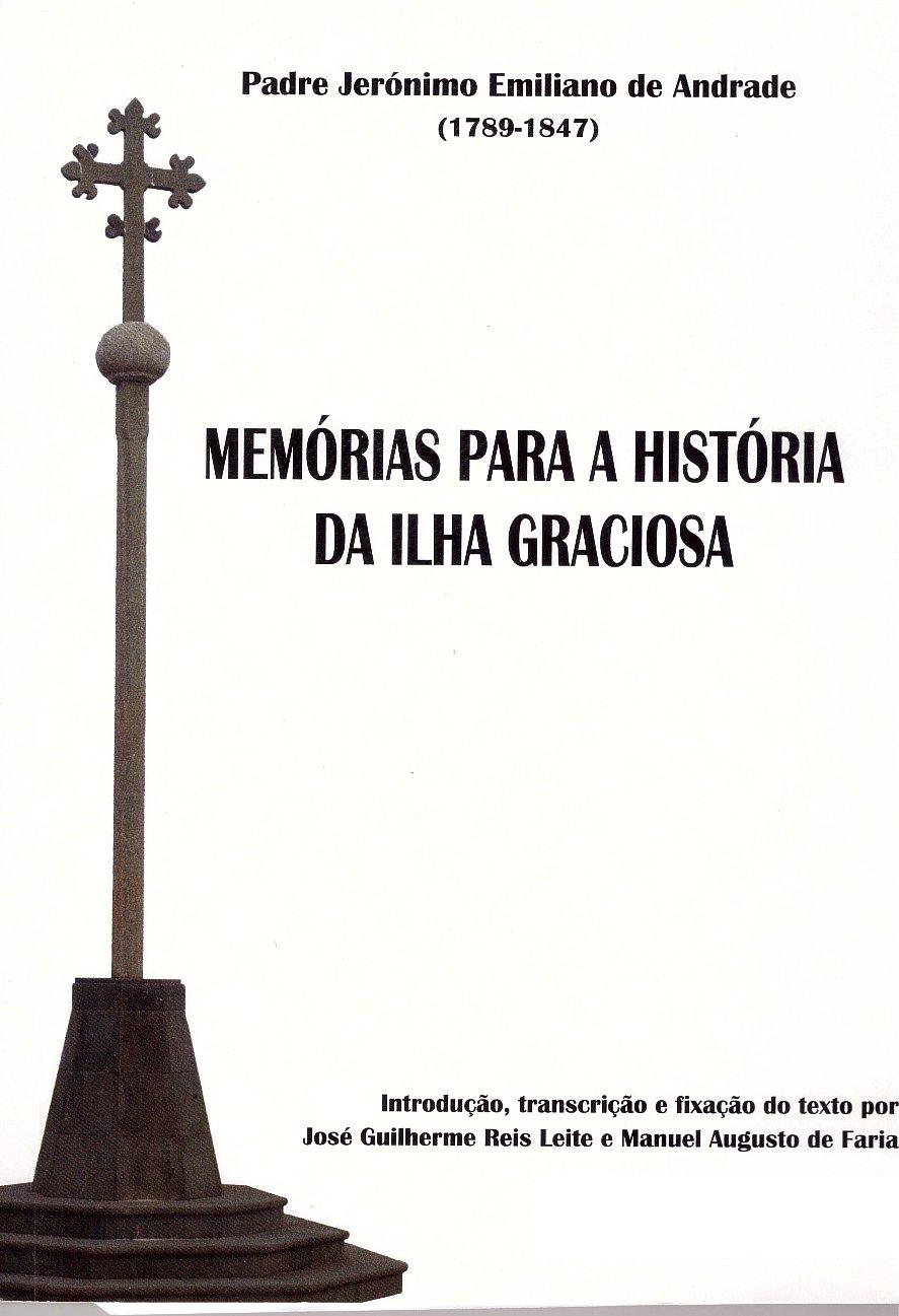 Lançamento do Livro 'Memórias Para a História da Ilha Graciosa'