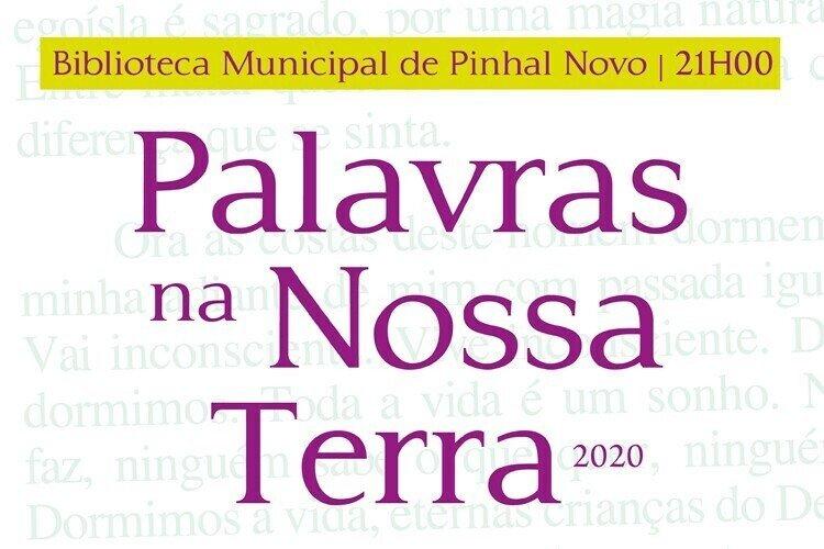 PALAVRAS NA NOSSA TERRA: ENCONTROS DE POESIA