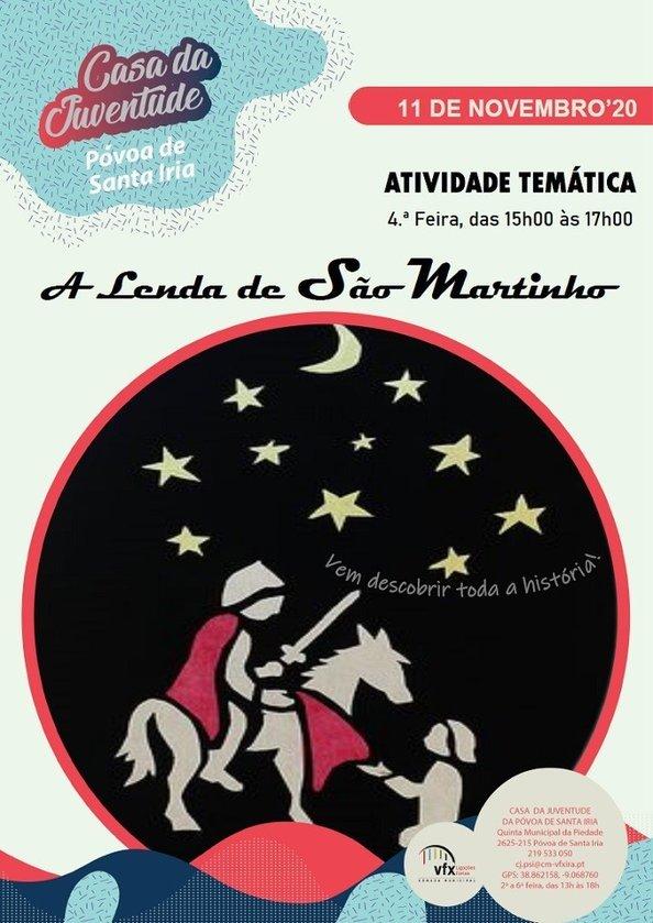 'A lenda de São Martinho'