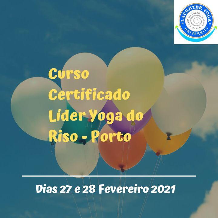 96ª Edição do Curso Certificado Líder de Yoga do Riso - Porto